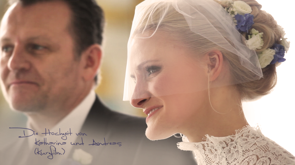 Hochzeitsfilme und wedding movies bleiben eine Erinnerung für die Ewigkeit. So viel Emotionen und Eindrücke vermittlen auch keine Hochzeitsfotos. Die bisherigen Brautpaare können dies bestätgen.