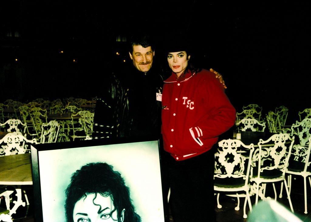 13_King of Pop_Michael_Jackson mit Ingolf Kühn